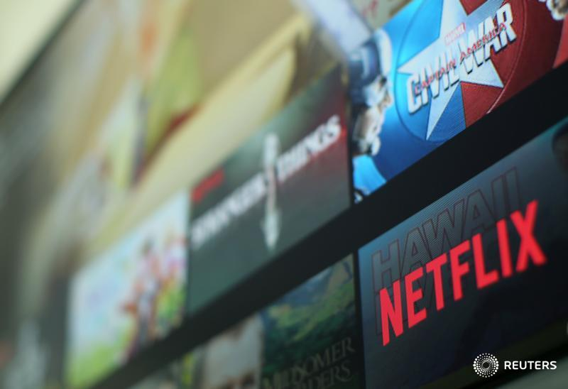 JUST IN: Netflix adds fewer-than-expected subscribers in second quarter; shares down 10% in extended trade $NFLX