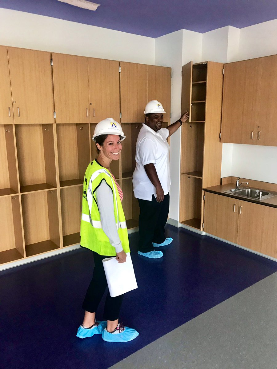 New <a target='_blank' href='http://twitter.com/Principal_Fleet'>@Principal_Fleet</a> tours the beautiful, bright spaces underway at <a target='_blank' href='http://search.twitter.com/search?q=FleetES'><a target='_blank' href='https://twitter.com/hashtag/FleetES?src=hash'>#FleetES</a></a> with <a target='_blank' href='http://twitter.com/APSHenrySnyder'>@APSHenrySnyder</a>. Pictured here in a finished classroom! Solar panels going in, too☀️Getting excited! <a target='_blank' href='https://t.co/MVxHOIAU5h'>https://t.co/MVxHOIAU5h</a>