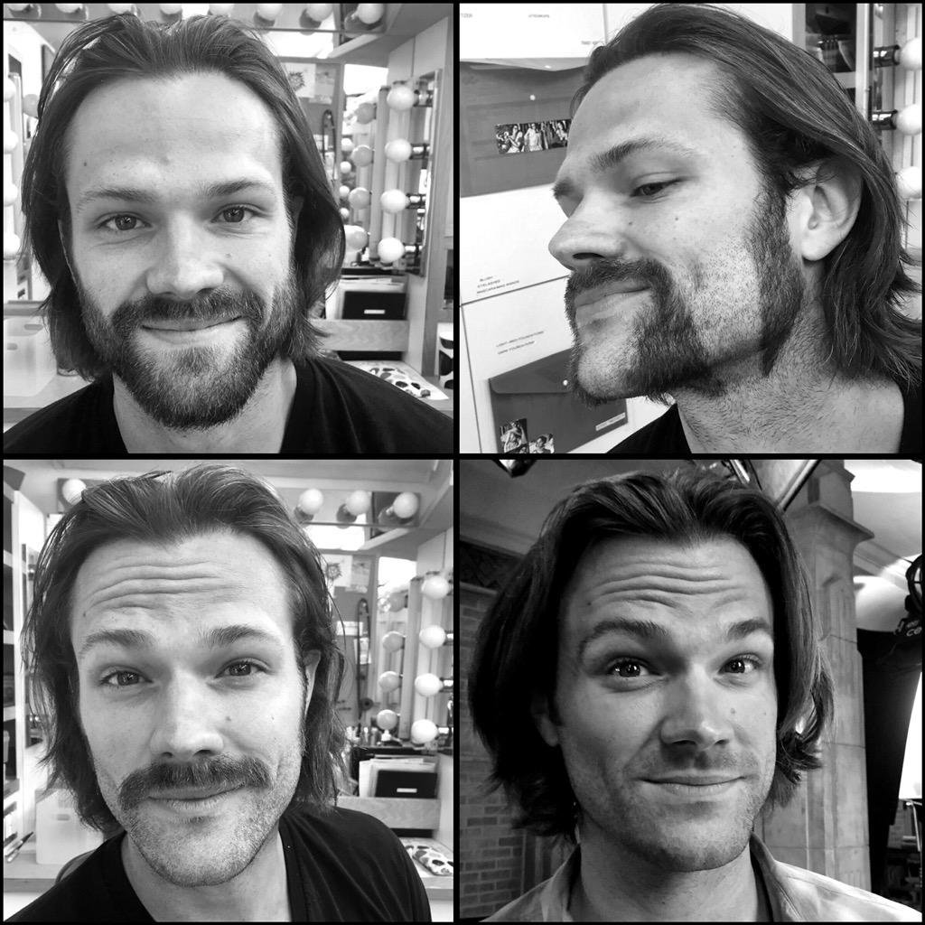 Season 15 filming starts tomorrow. Can we have a new pic @jarpad ? Please #SPNFamily #Season15<br>http://pic.twitter.com/InJq9r6f24