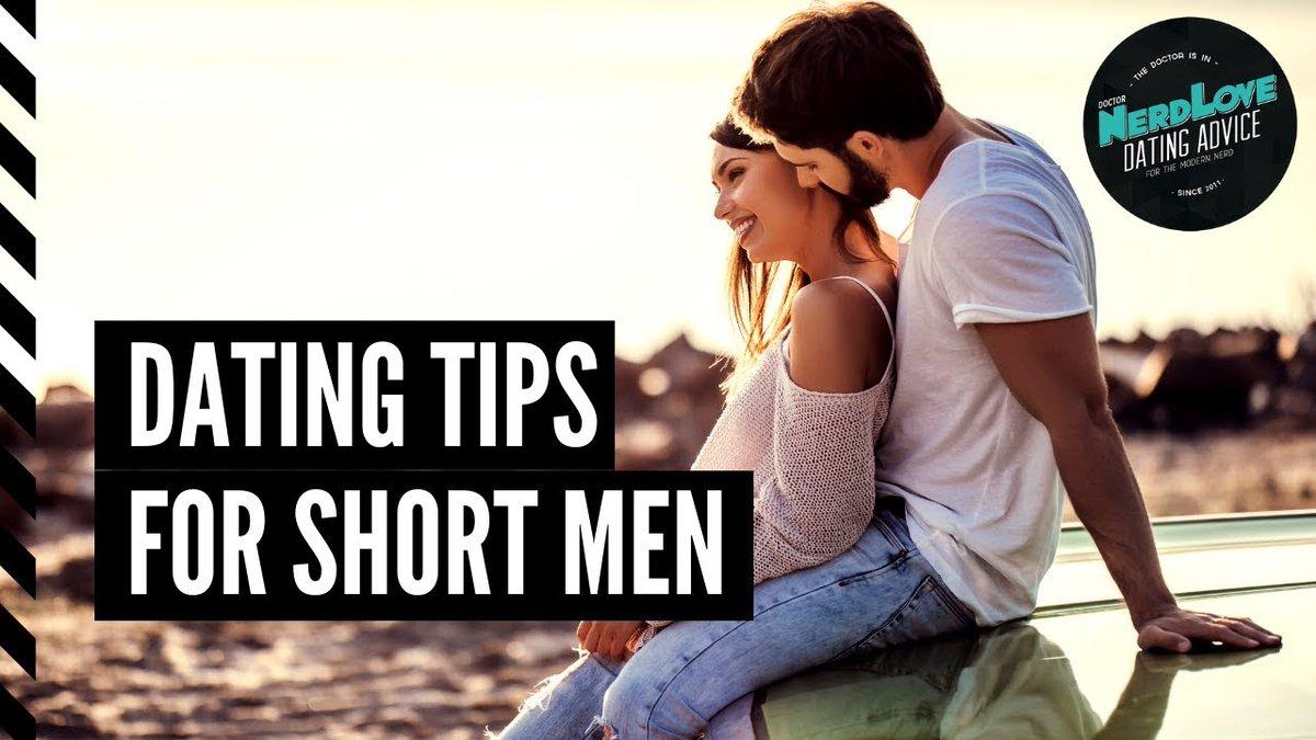 Dating Tips for Short Men | Paging Dr. NerdLove nrdlv.co/2JOFeQJ