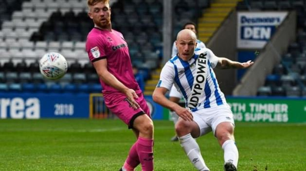 Huddersfield Town have been contacted by the Football Association about the large sponsors logo the Championship side have said will feature on their kit for the 2019-20 season. Full story ➡ bbc.in/2LYDSpo #htafc #bbcfootball