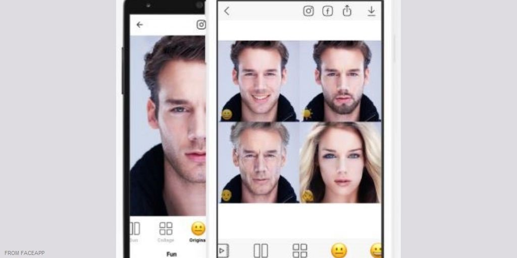 The #faceappchallenge is all fun and games until the Russian tech company that made it owns your photo and the right to use your image. 2wsb.tv/2LtrGgW #faceapp