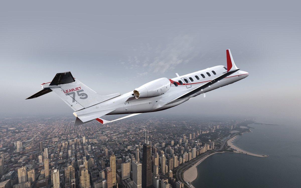 New To Market! 2019 Learjet 75 SN: 45-585 For Details, Contact: Eddie Kilkeary III, ekilkeary@avprojets.com