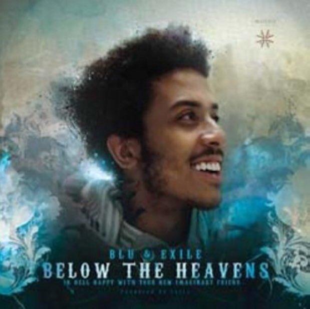 Rap History: Blu & Exile - 'Below the Heavens', released July 17, 2007.
