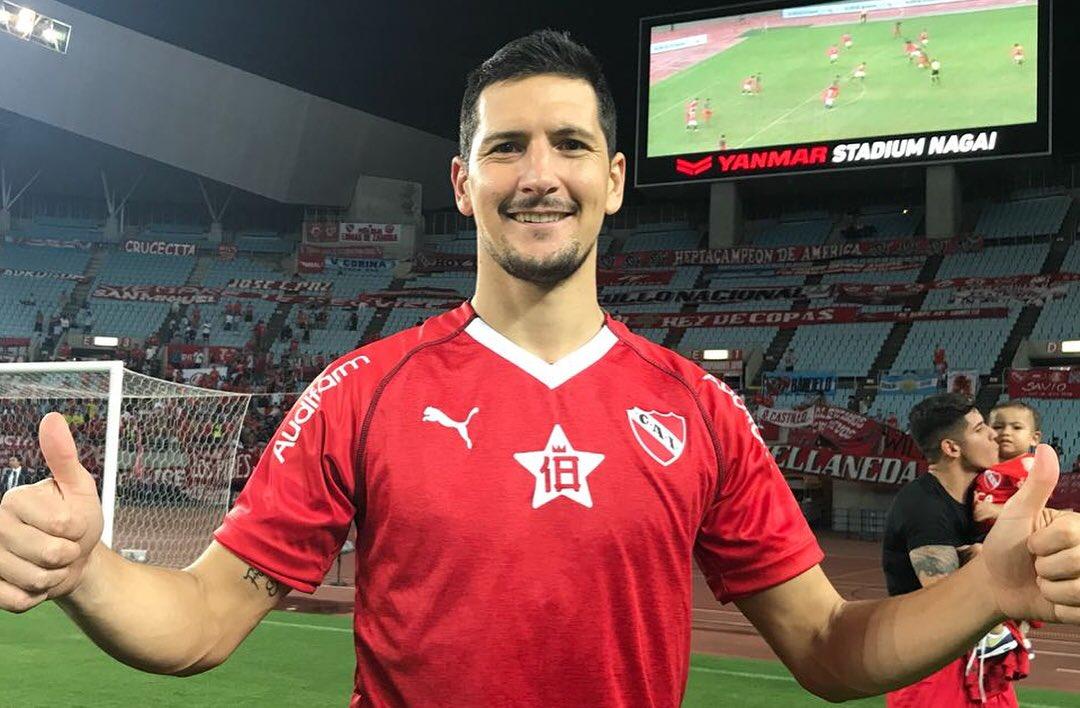 El ex jugador de Independiente Guillermo Burdisso deja el futbol por una arritmia en el corazón que le detectaron en la revisón médica con San Lorenzo D_tGTpuWkAEQnVv