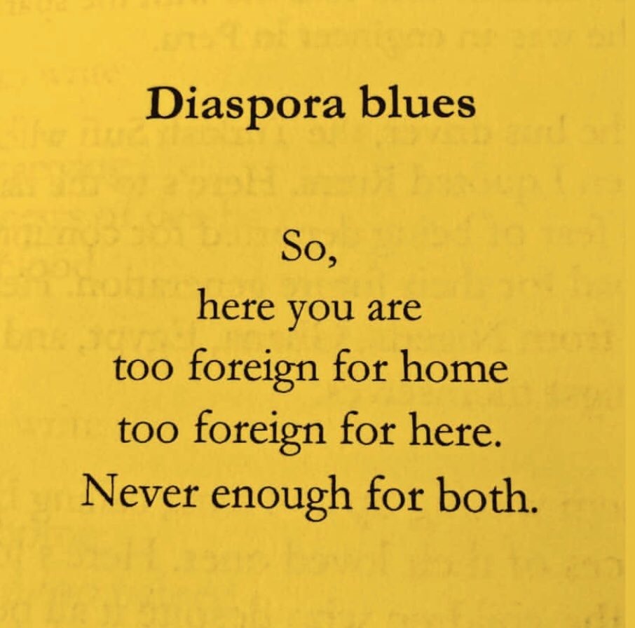 #diasporablues