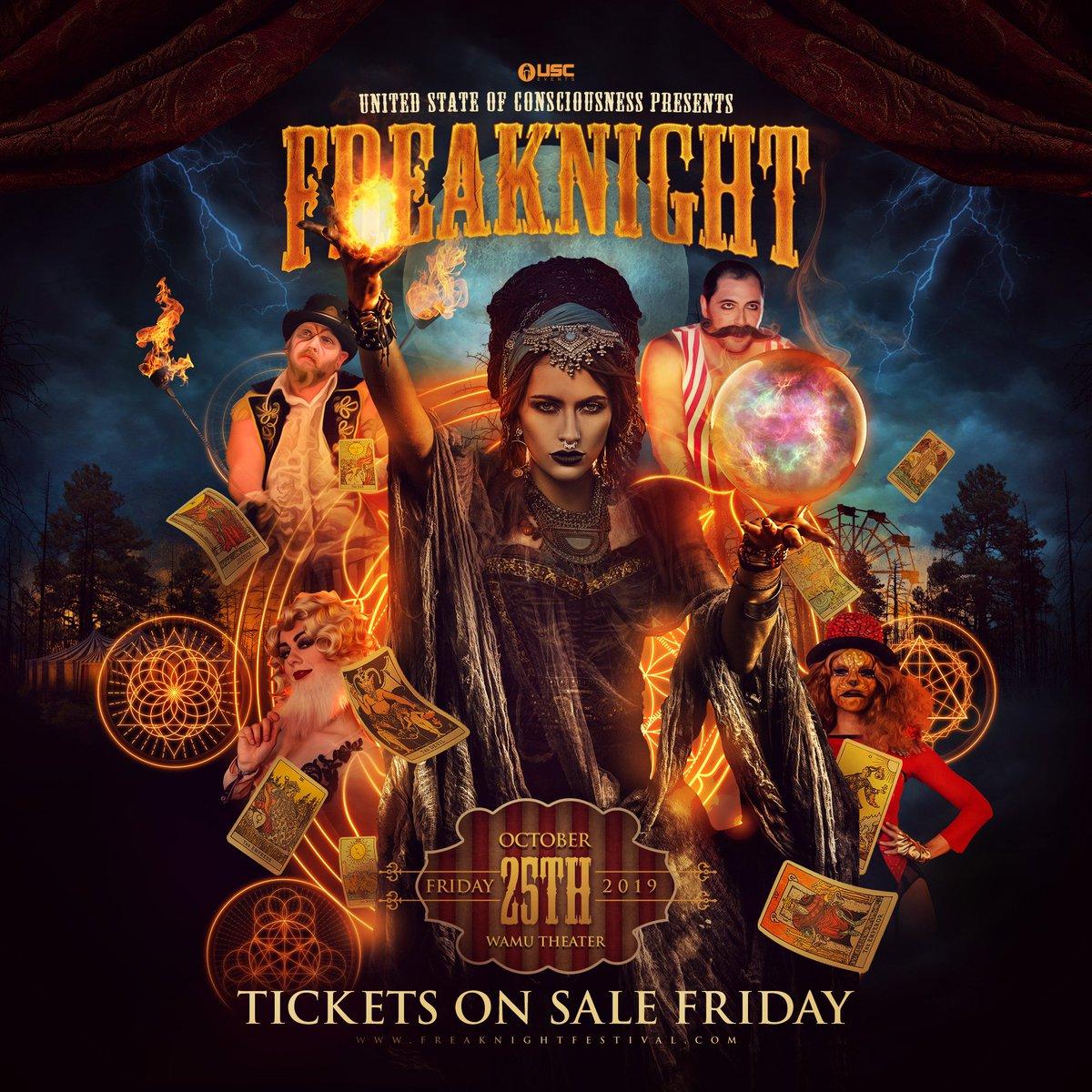 2019 Freaknight Tickets