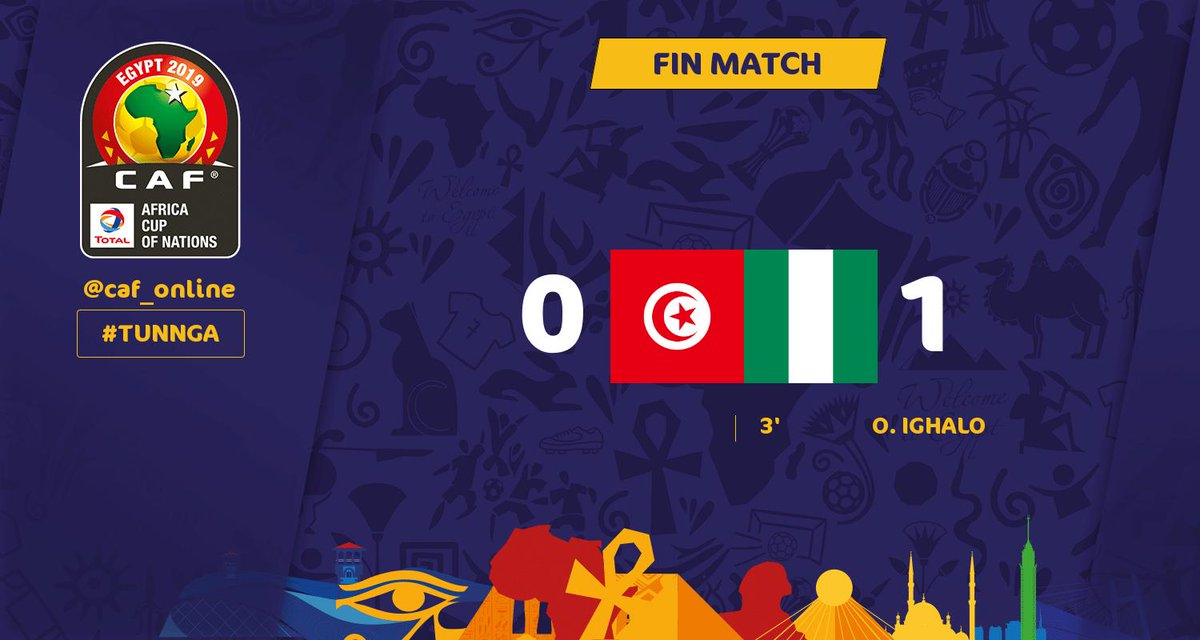 Tunisie-Nigéria