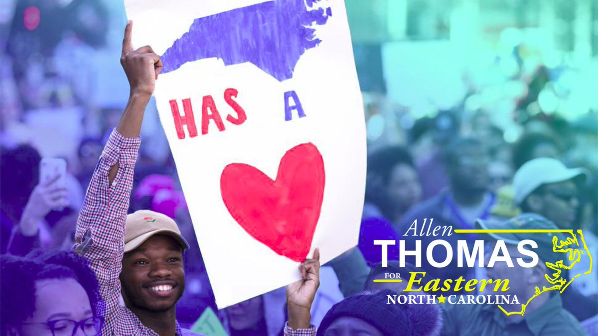 RT for NC!   There's an under-the-radar special election for the US House seat in North Carolina's 3rd District on September 10th.  Follow & support Democrat @AllenThomas4ENC, who will fight for health care access, broadband & so much more. #DemCastNC<br>http://pic.twitter.com/Uu0xcuspwy