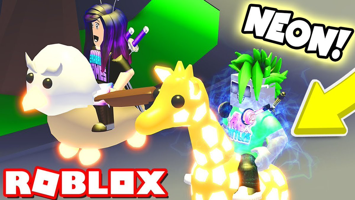Terabrite Games On Twitter Every Legendary Neon Pet In Roblox Adopt Me Https T Co Kkiupl3aja