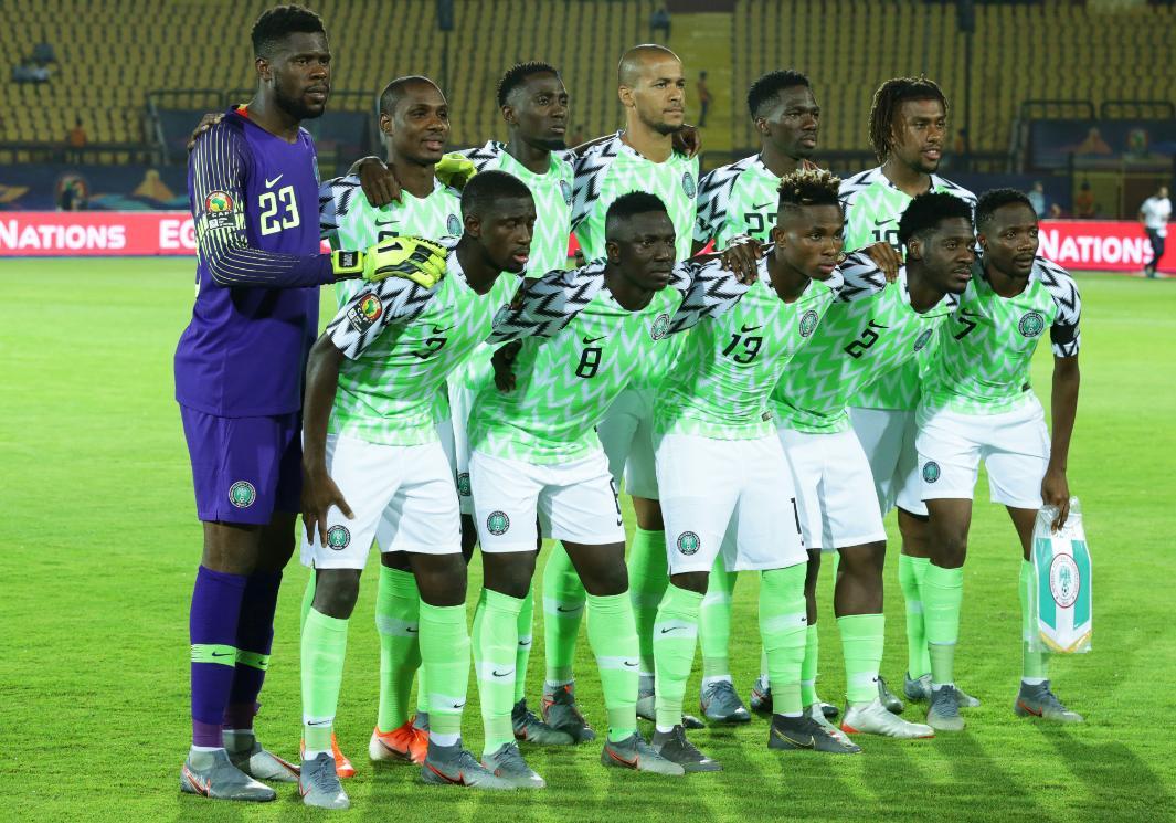 Nigeria 1 Tunez 0  - Copa Africa de Naciones 2019 - Tercer Puesto - Video D_tOhAFXoAAw6eR