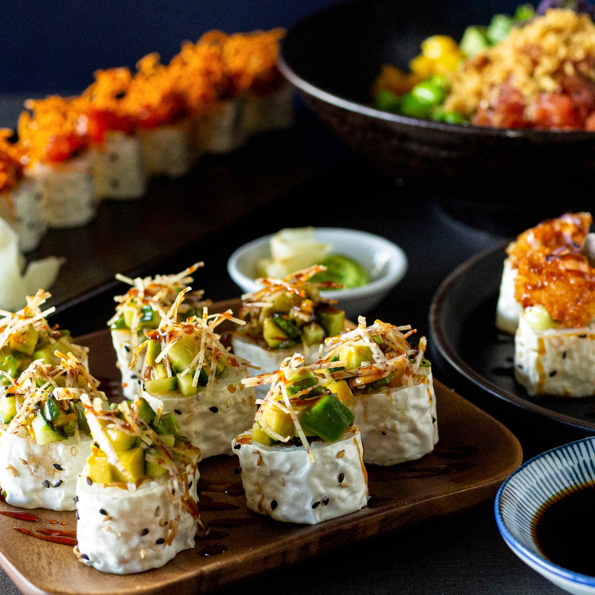 Cactus Club Cafe On Twitter Sushi Glorious Sushi Now Introducing Three New Flavour Packed Sushi Rolls At Our New Cactus Club Cafe Station Square Near Metrotown The Prawn Crunch Roll Spicy Ahi Roll Restaurant guru 2019 best sushi square sushi. cactus club cafe station square