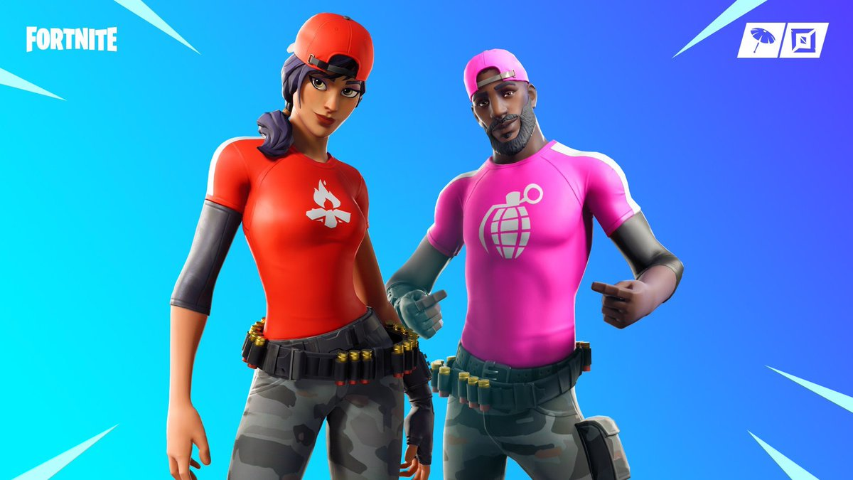 "Ali A Fortnite ali-a on twitter: ""so tonight fortnite are adding skins that"