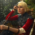 Image for the Tweet beginning: Sera from Dragon Age!!! I love
