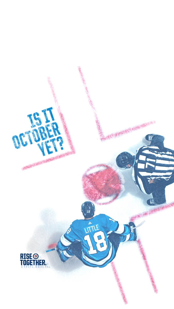 @NHLJets's photo on #WallpaperWednesday