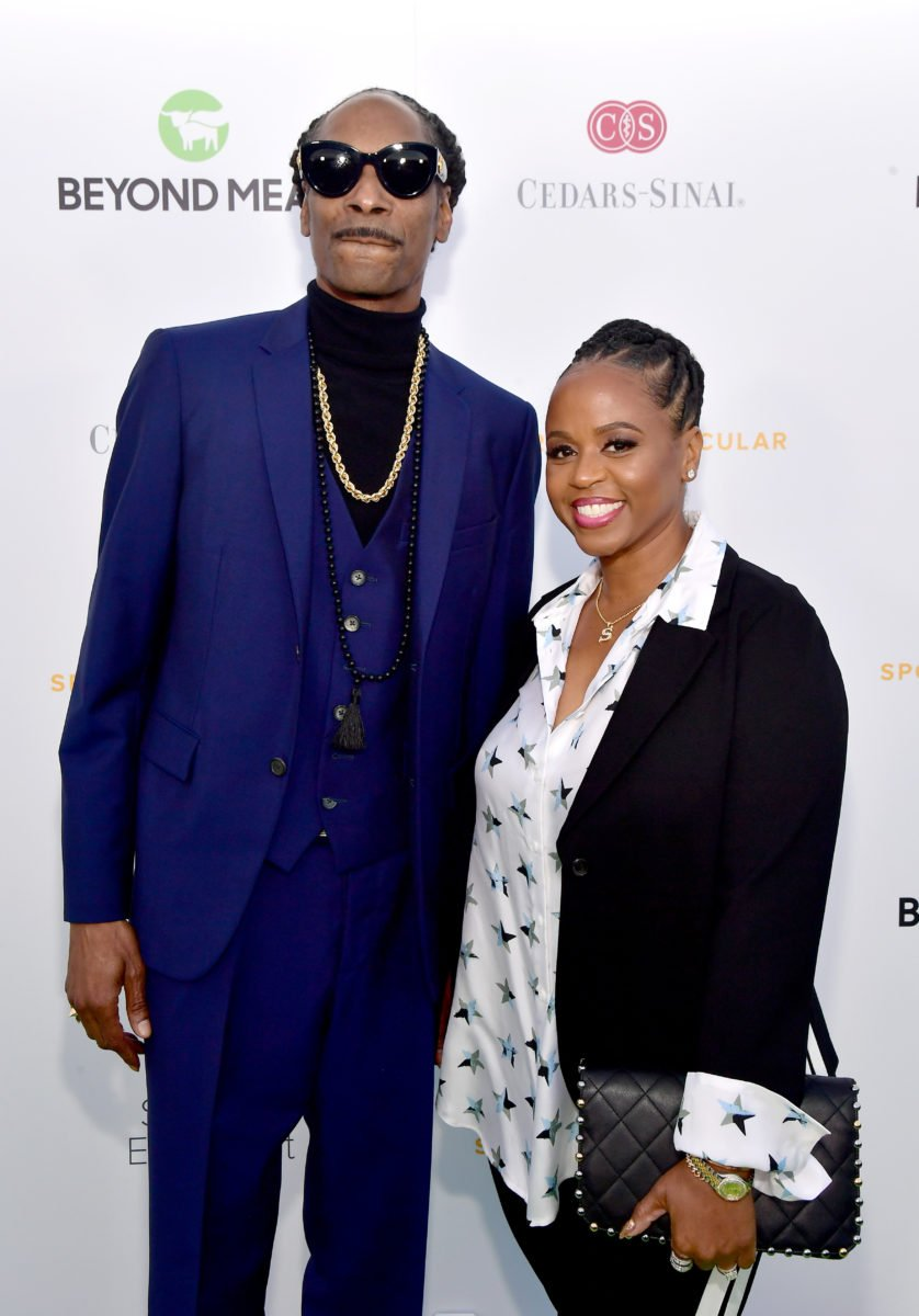 From high school sweethearts to Hollywood. We love Snoop Dogg and Shante Broadus! ow.ly/B2r550v3bpw