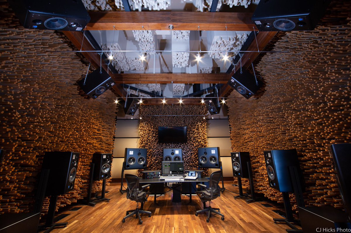 We're excited to announce Dolby Atmos is the newest addition to @blackbirdpro in Nashville! 🎙🎚🎸
