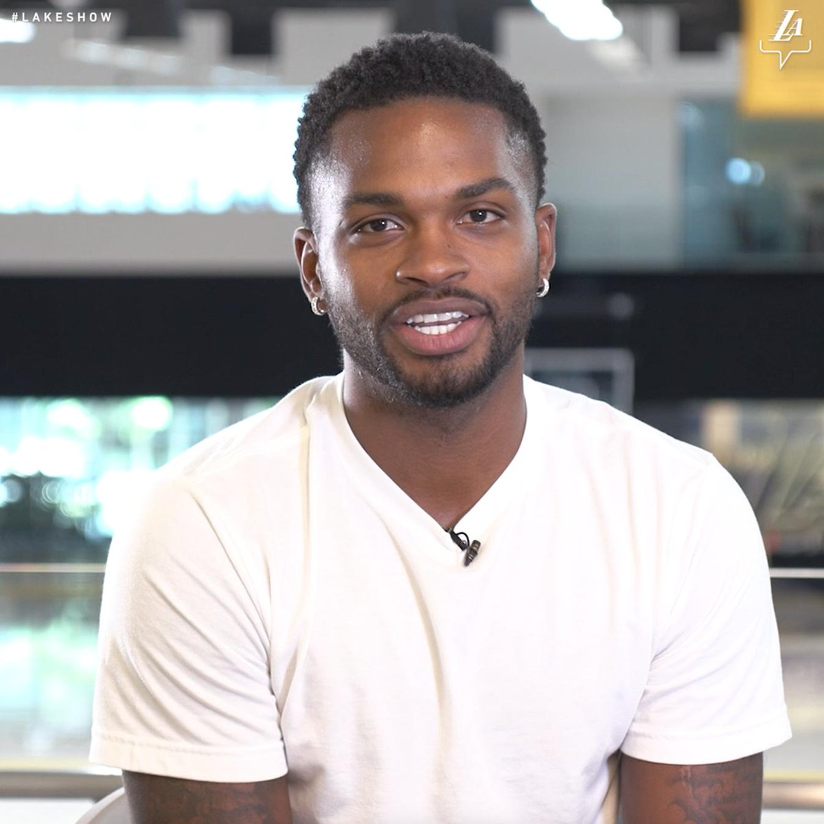 'When I got the call, there was one goal in mind, and that's to win a championship.' - @troydaniels