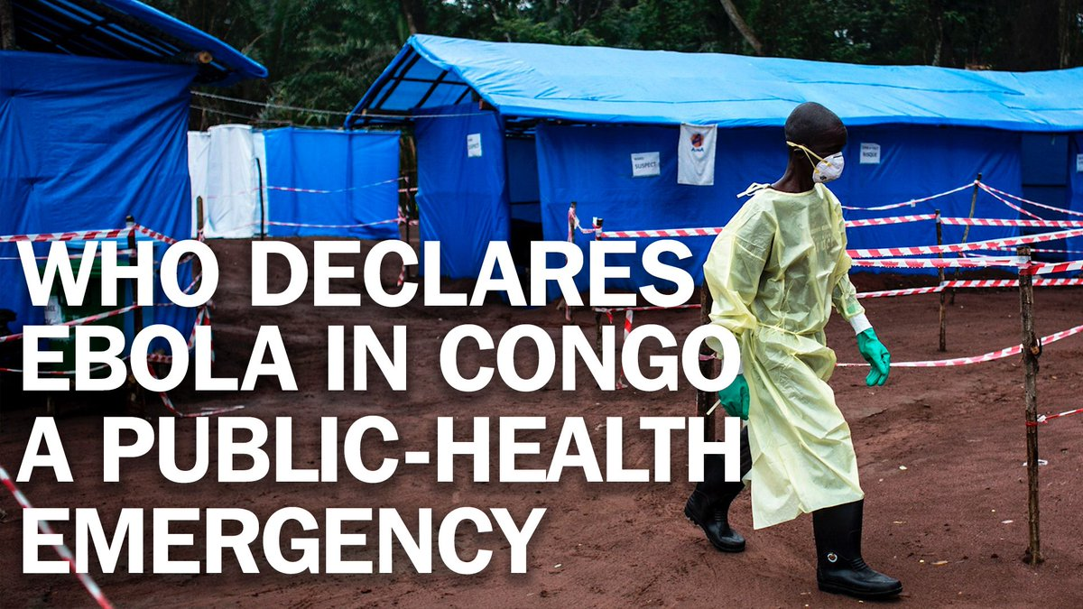 WHO declares Ebola in Congo a public-health emergency nearly a year after outbreak http://mag.time.com/mod2Uui