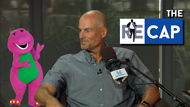 Missed Wednesdays show? Catch up with #theREcap presented by @Honda feat. @J_No24, @JayBilas and @bjarmstrong. For anything you missed, download the RES podcast: bit.ly/2Om9rMb