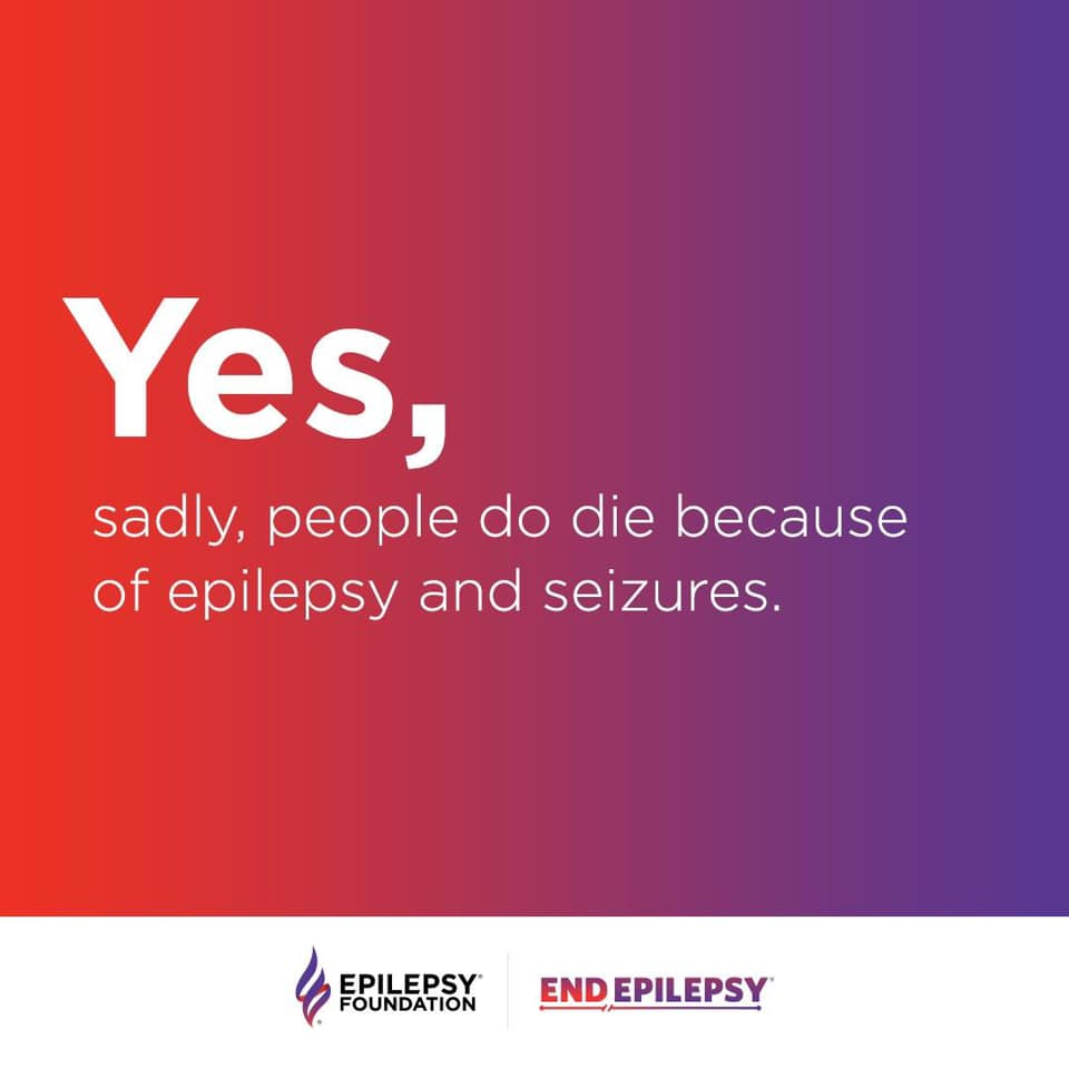 For people living w/ epilepsy, the risk of Sudden Unexpected Death in Epilepsy (SUDEP) is an important concern. When people w/ epilepsy are empowered w/ info to understand the risk of SUDEP, they can take action to reduce the risk of harm. Learn more: https://t.co/VsyUJ1dcHw https://t.co/6Jt0jSsoxw
