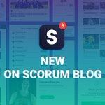 Image for the Tweet beginning: 🔔 Scorum Blog Update 6.0  Today