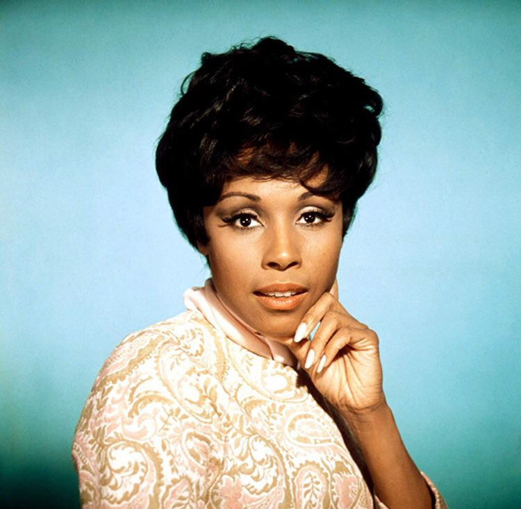 Happy birthday to the iconic, multi-talented, beautiful, trailblazer Ms. #DiahannCarroll! ❤️❤️❤️