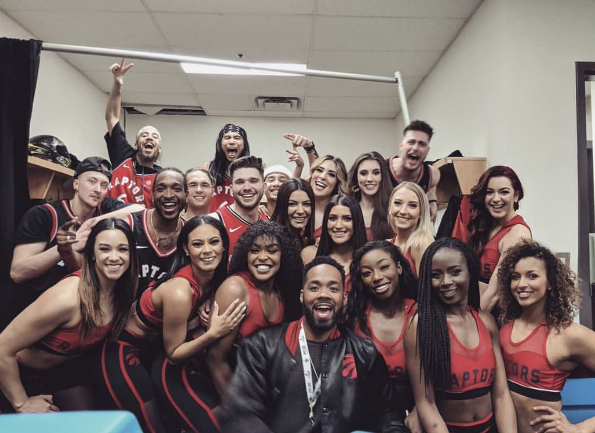 At the end of the day, we are a family! Don't miss your chance to be apart of it!! THIS SATURDAY! Open Auditions Sat. Jul. 20th! Ladies 11am / Men 2:30pm @scotiabankarena. Link in bio Toronto!! #wethenorth #wethechamps #toronto #dance #auditions
