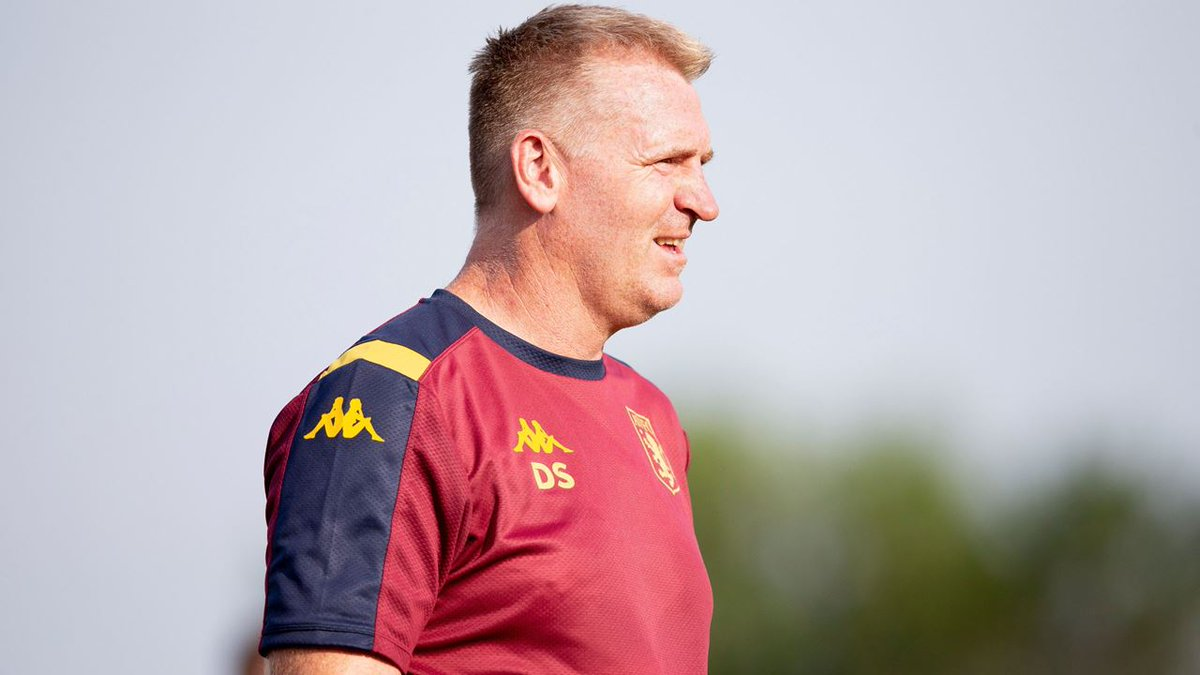 Dean Smith has named his starting line-up for our first game of pre-season at @MNUFC:  Steer, Bree, Hause, Konsa, Targett, Hourihane, Grealish (C), O'Hare, Jota, El Ghazi, Wesley.  An alternative XI will contest the second half.  #AVFC