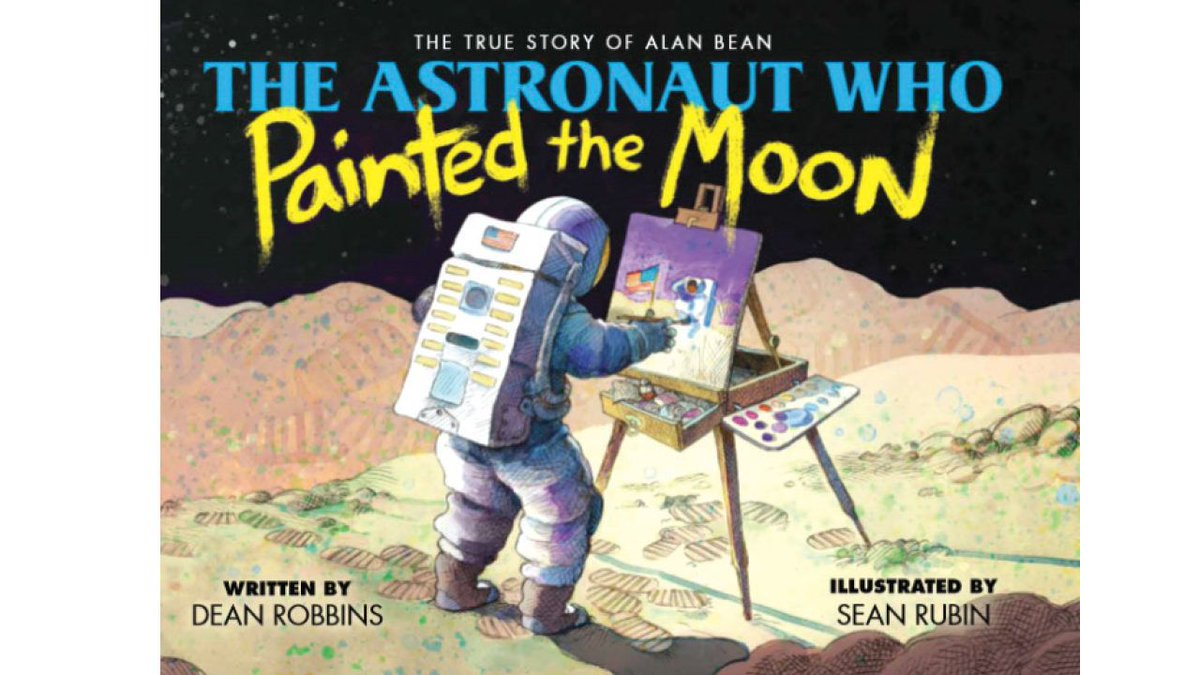Dean Robbins—a nationally syndicated TV columnist and former arts editor and editor-in-chief for Isthmus—has for the past 12 years applied his journalistic skills to writing childrens books on historic figures. buff.ly/2LYu0Mc
