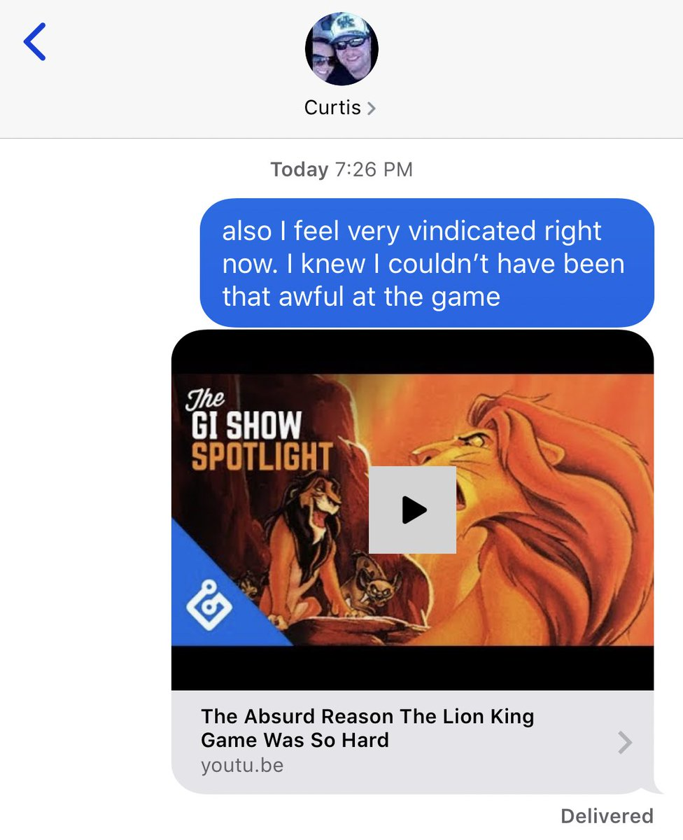 Actual text I sent my dad just now. This game has nagged at me FOREVER. twitter.com/gameinformer/s…