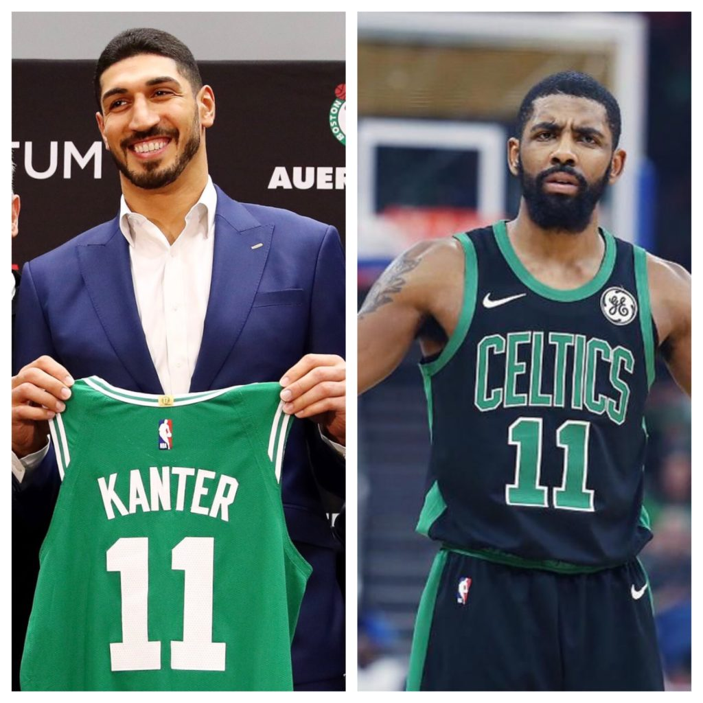 @BSO's photo on Enes Kanter