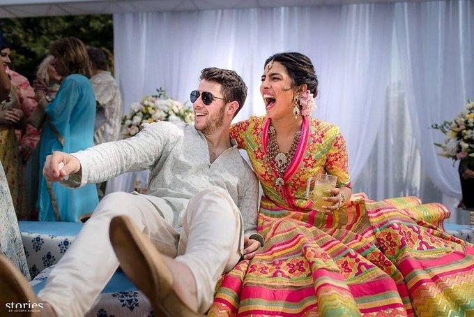 Happy Birthday Priyanka Chopra: Throwback to Adorable Pictures from NickyankaWedding