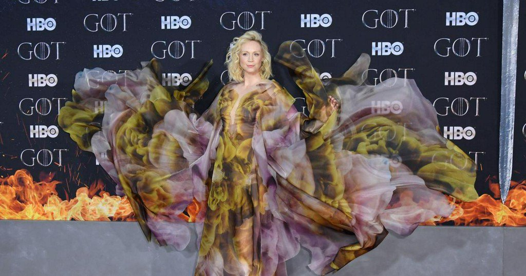 """""""Game of Thrones'"""" Gwendoline Christie submitted herself for an Emmy — after HBO didn't — and got the nomination https://cbsn.ws/2LXar7e"""