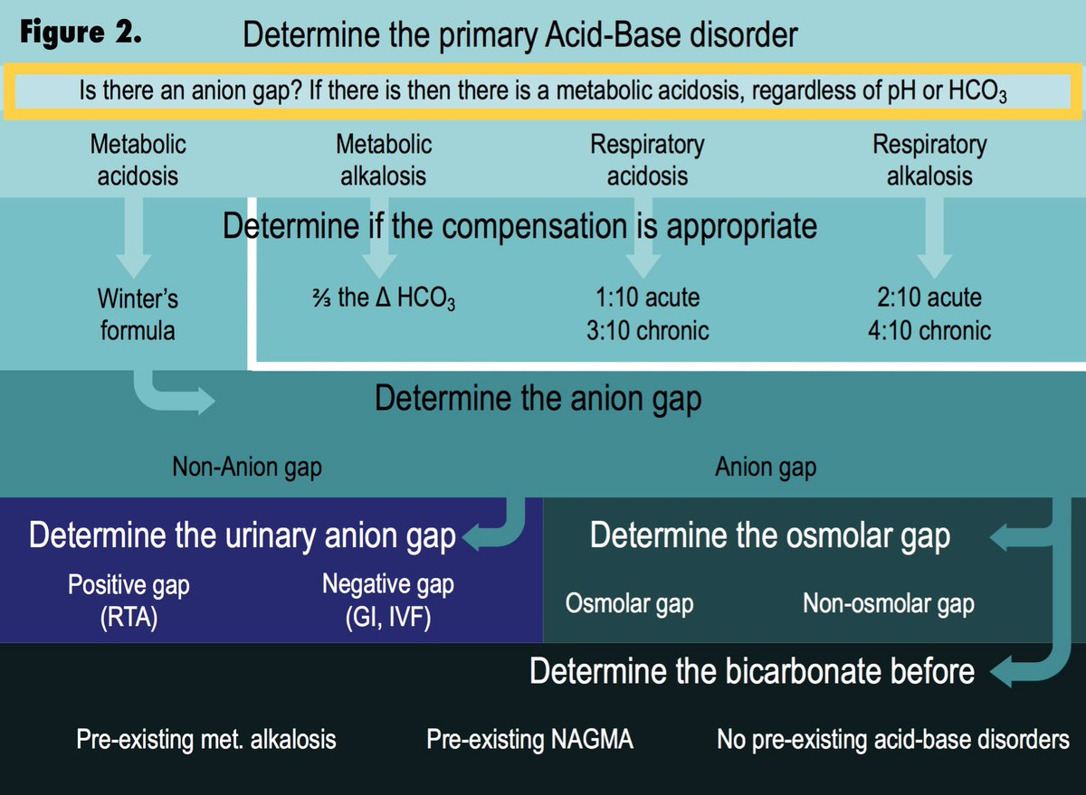 The Serum Anion Gap in the Evaluation of Acid Base Disorders ca. 2013 from @CJASN #Graphic by @kidney_boy #Nephpearls👉🏼https://cjasn.asnjournals.org/content/clinjasn/8/11/2018.full.pdf…🎙https://hwcdn.libsyn.com/p/d/2/6/d26be8fcb57819c8/88_Acid_base_boy_bands_and_grandfather_clocks_with_Joel_Topf_MD.mp3?c_id=19841253&forcedn=attachment&cs_id=19841253&destination_id=360710&expiration=1563433326&hwt=5d532e7a91d4b7e392bba8eab5c869d0…