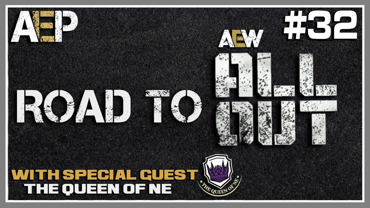 """LIVE NOW   All Elite Podcast - Episode #32 """"Road To All Out"""" is LIVE on Twitter, YouTube and Twitch! #AEW #AllElitePodcast #AllEliteWrestling #WrestlingCommunity #AEWAllOut #AEWonTNT #ALLOUT PLEASE #RT<br>http://pic.twitter.com/QH1KJ1fefJ"""