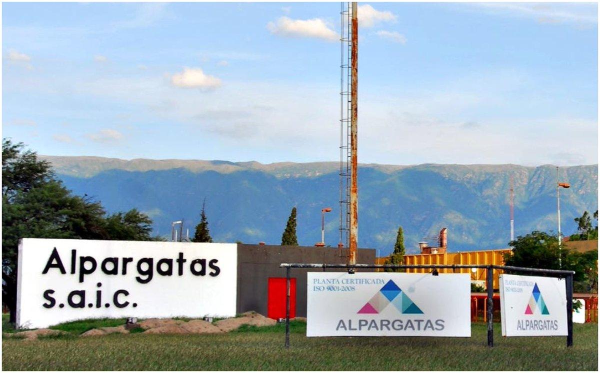 #Economía #Argentina Alpargatas se desprendió de su negocio textil en el país  https://www.elobservadordelsur.com/alpargatas-se-desprendio-su-negocio-textil-la-argentina-n14476…