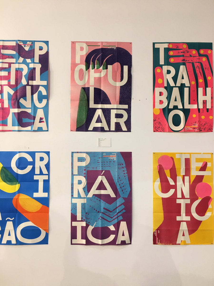 New, experimental work in type up at the cooper union for the @typedirectors 65th annual show. Some favorites: