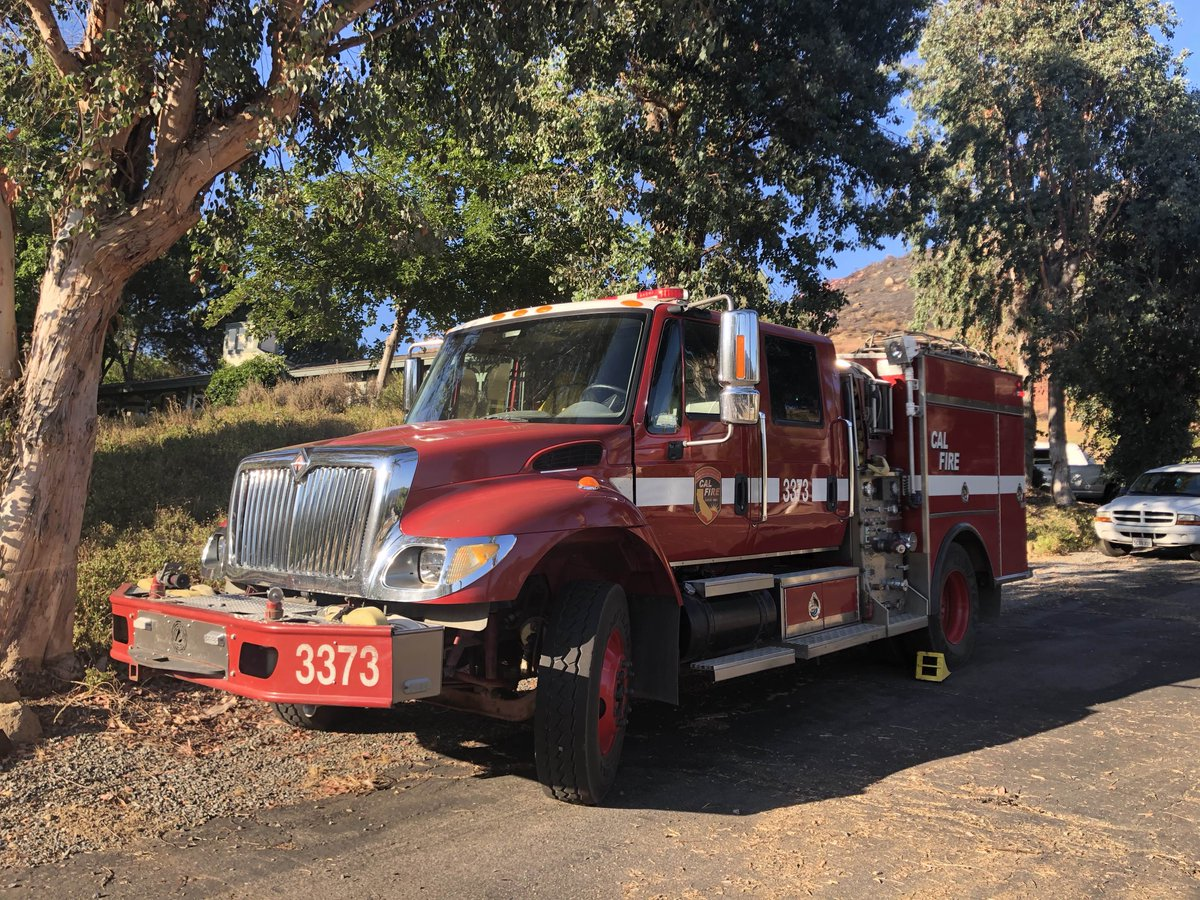 CAL FIRE/SAN DIEGO COUNTY FIRE on Twitter: