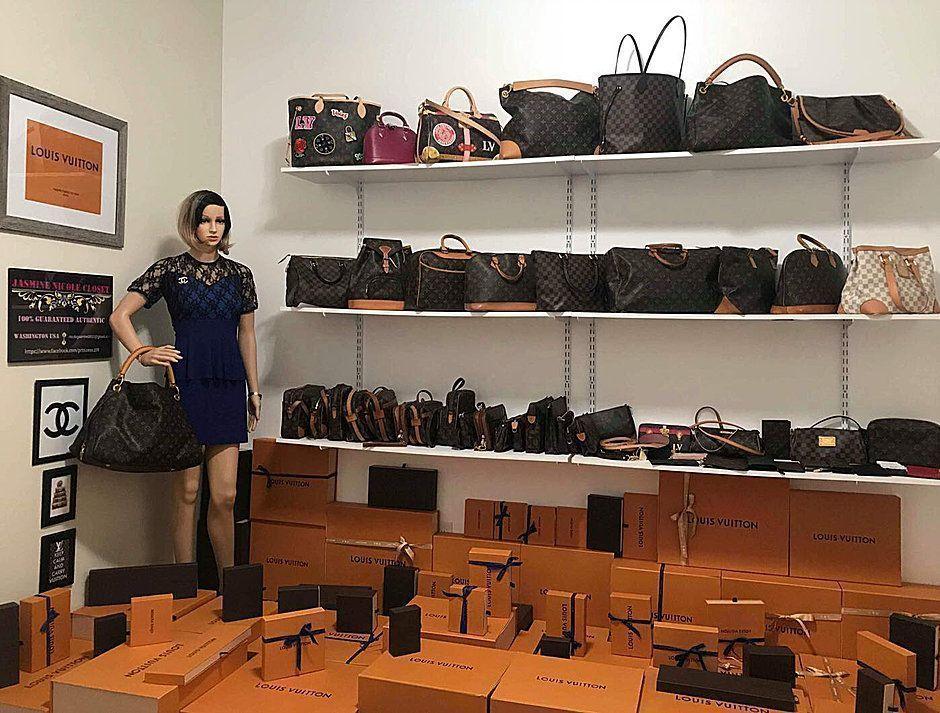 Louis Vuitton, cheap designer bags, inspired designer bags, the realreal, gucci, balenciaga, Italy, London