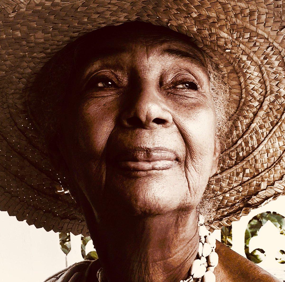 My mother Emerante de Pradines Morse photographed by #MargaretSteber #Haiti #Ayiti #Folklore #Heritage 💕💙💗