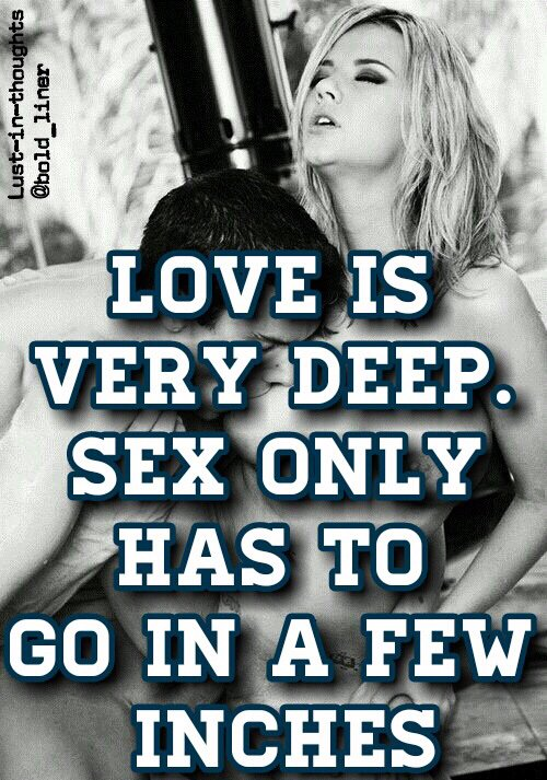 One sexual