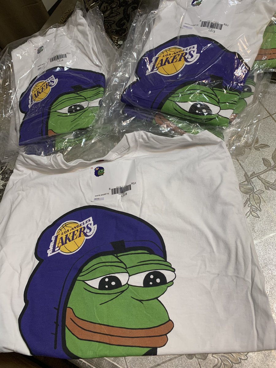 RT for a free shirt. Giving another one away to one of my followers