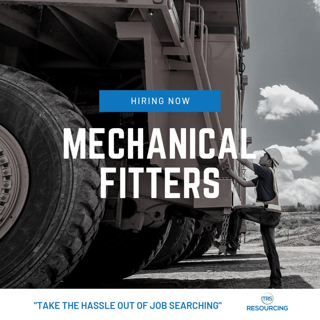 Mechanical Fitters TRS Resourcing are Hiring Now!  If you're qualified and looking to start now, get in touch today!  https://soo.nr/T7GF #jobsattrs #melbourne #trs #jobs #tweetajob #perthjobs #melbournejobs #perth #manufacturing #trucks