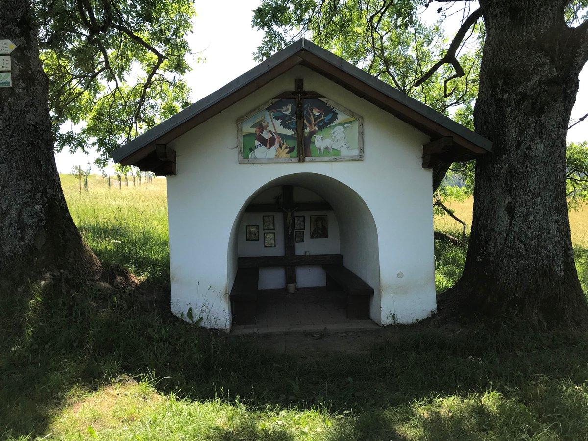 Kaplička sv. Vendelína ve Svinné u Javorné na Šumavě #chapel #holy #heritage #czechiaheritage #svinna #sumava #cesko #czechia #history #zemeceska #vylet #putovani #turistika #trip #travel #interesting GPS 49.2215031N, 13.3309028E