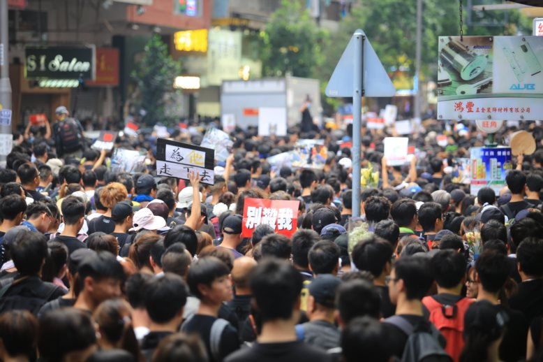 Press release by co-chairs @bueti and @monicafrassoni: The EU must pledge support for the fight for strong democracy in #HongKong bit.ly/egp-hk-protest