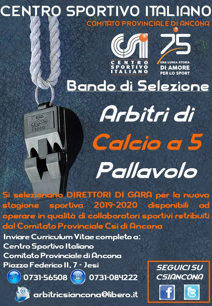 Csi Varese Calendario 2020.Csi Ancona Csiancona Twitter