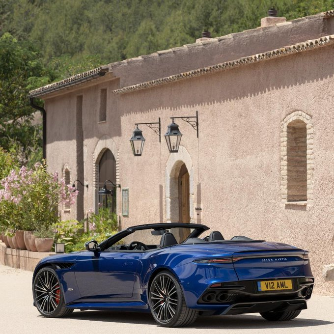 DBS Superleggera Volante is the…