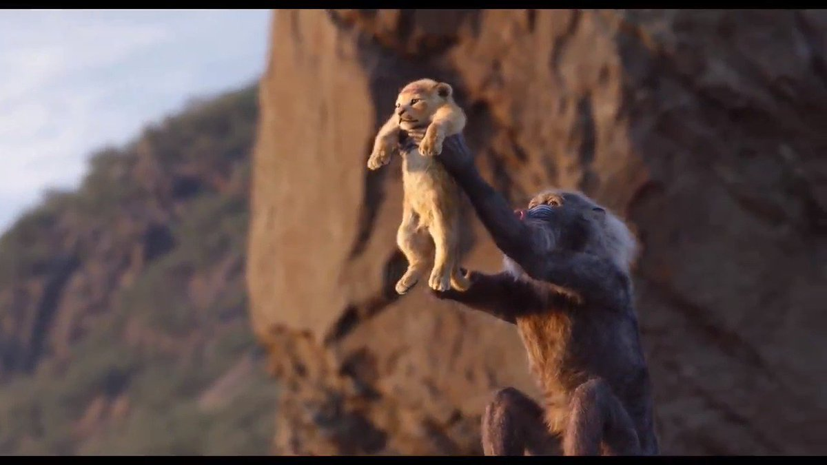 The king has returned.  Come and sing along to #TheLionKing, out in cinemas now: http://bit.ly/2SmIRkI