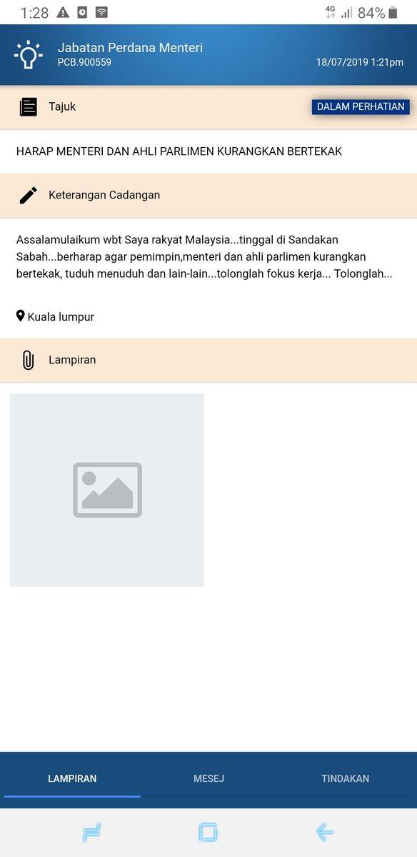 jabatanperdanamenteri tagged Tweets and Downloader | Twipu